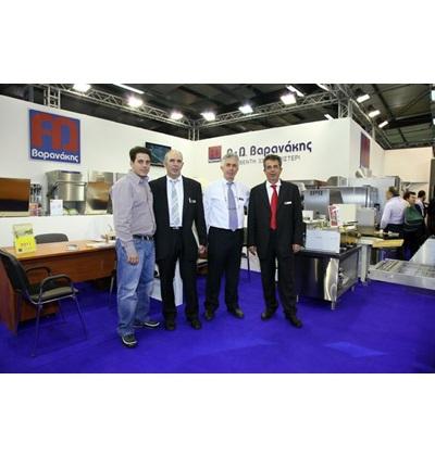 Οι κ.Βαρανάκης Νίκος, Δημήτρης, Ανδρέας και Χρήστος (αριστερά προς τα δεξιά)