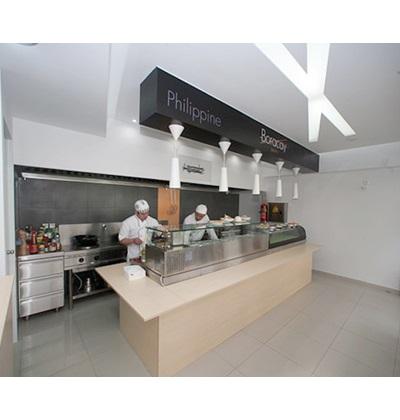 Επαγγελματικά μηχανήματα για ασιατική κουζίνα - Τεπανγιακι, γουοκ. ανοξείδωτες κατασκευές, επαγγελματικά μηχανήματα