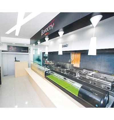 Εξοπλισμός επαγγελματικής κουζίνας - Επαγγελματικά ψυγεία, ανοξείδωτες κατασκευές ΒΑΡΑΝΑΚΗΣ, επαγγελματικά μηχανήματα