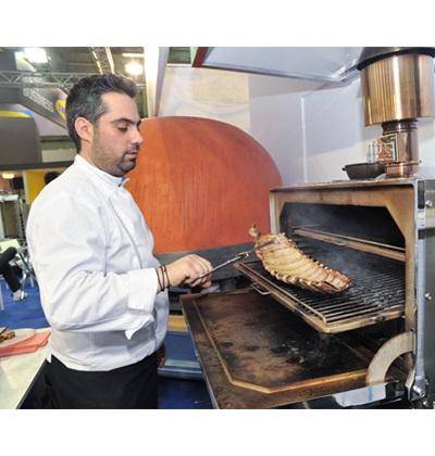 Επαγγελματικός εξοπλισμός εστιατορίου - Επαγγελματικοί φούρνοι, ισπανικός φούρνος JOSPER με κάρβουνο