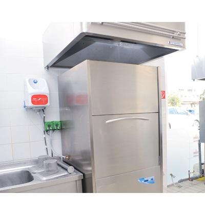 Επαγγελματικός εξοπλισμός - Επαγγελματικά πλυντήρια, ανοξείδωτες κατασκευές