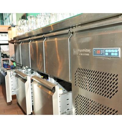 Επαγγελματικός εξοπλισμός εστιατορίων - Επαγγελματικά μηχανήματα κουζίνας, εξοπλισμός μπαρ, ανοξείδωτες κατασκευές ΒΑΡΑΝΑΚΗΣ, επαγγελματικά ψυγεία