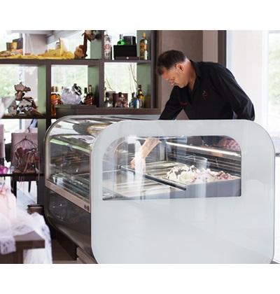 Επαγγελματικές βιτρίνες παγωτού - Επαγγελματικά ψυγεία βιτρίνες