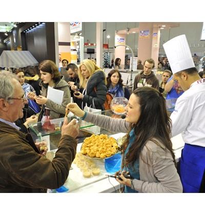 Bakery-Pastry professional machines, exhibition ARTOZA GREECE