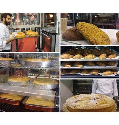 Επαγγελματικοί φούρνοι αρτοποιίας-ζαχαροπλαστικής UNOX, έκθεση ΑΡΤΟΖΑ