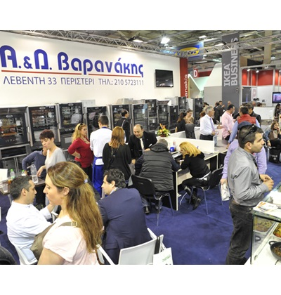 HORECA exhibition, VARANAKIS catering equipment