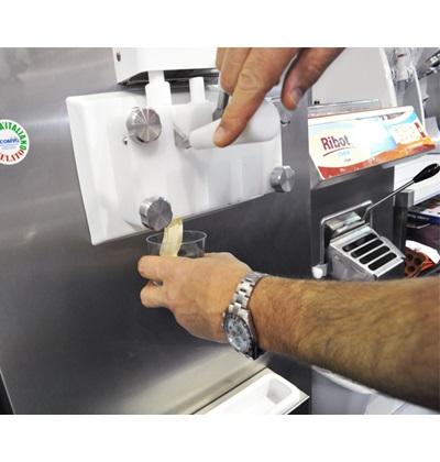 Επαγγελματικός παγωτομηχανές TELME από την εταιρεία ΒΑΡΑΝΑΚΗΣ