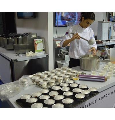 Επαγγελματικά μηχανήματα ζαχαροπλαστικής-αρτοποιίας ΒΑΡΑΝΑΚΗΣ