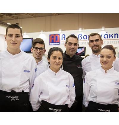 ΒΑΡΑΝΑΚΗΣ CHEF team